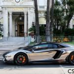 book a luxury car in Cap d'Ail